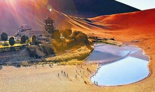 甘肅已恢復開放207家A級景區迎「五一」