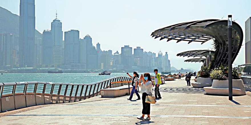 黃金周零內地團 香港13年來首次