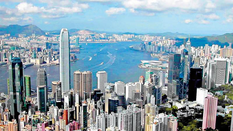 ?社 評\團結香港再出發 化危為機回正軌