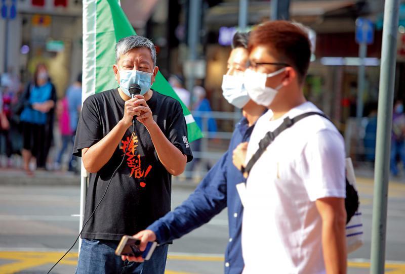 反对派不倒 香港不会好/香港菁英会社会民生研究会主任、中国青年志愿者协会理事 高松杰
