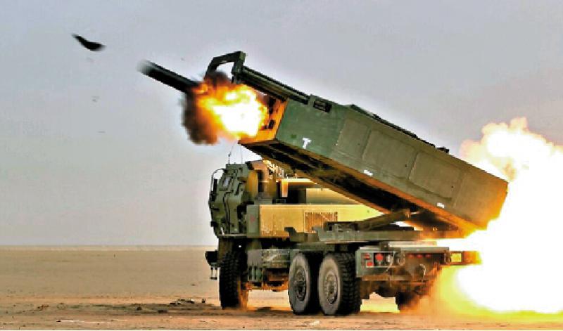 ?美三測新中程導彈 兼容火箭炮發射