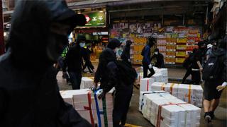 香港各界人士呼吁青少年珍惜前程远离暴力