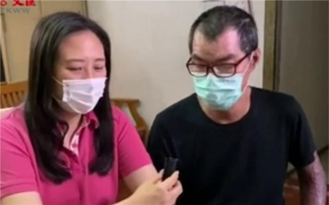 暴徒火烧活人受害者李伯:为香港着想 就不应破坏香港
