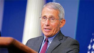 福奇警告:美国强行重启经济可能导致疫情再次暴发