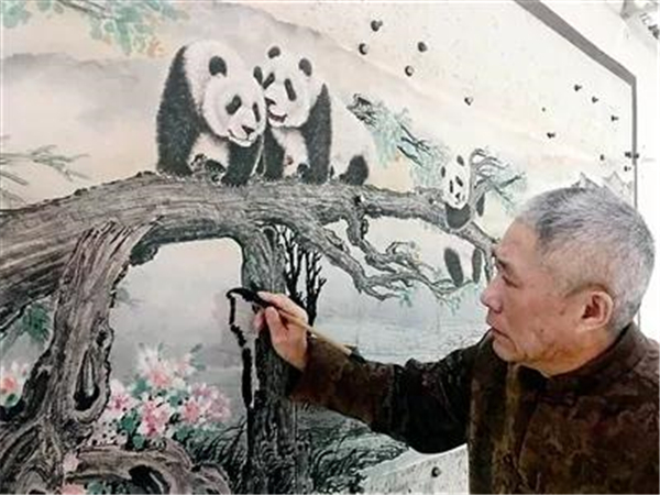 走进书画世界——著名画家刘进全作品赏析