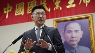江启臣:国民党将在6月份提出两岸新论述