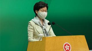 林郑月娥冀每日病毒检测量提升至7000个