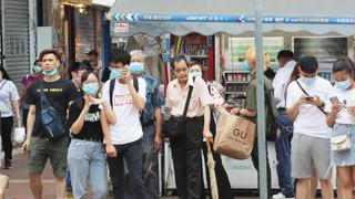"""香港""""限聚令""""延长14日 宗教活动周五起豁免"""