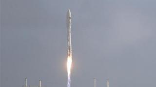 ?美太空霸权 发射无人航天飞机