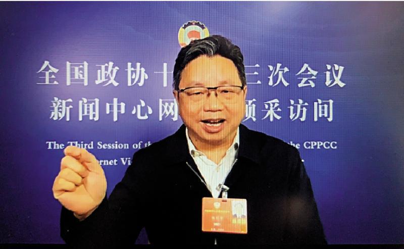 """?蔡英文谋""""独""""  杨毅周�n修意思订《反分裂法》"""