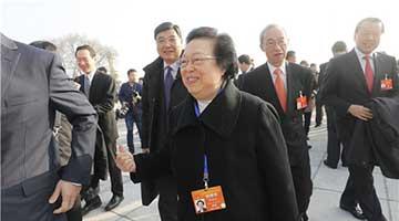 聚焦两会|谭惠珠:香港实施港版国安法符合法理