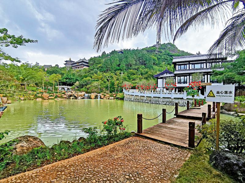 瓊遊客量恢復80%  重啟旅遊計劃 從短途線開始