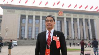 """邓竟成:香港市民定会拥护""""港区国安法""""打击黑暴"""