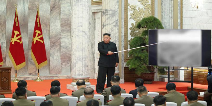 朝鲜中央军委要求巩固核战争遏制力 金正恩主持会议