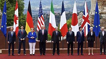 美高官:G7线下峰会或6月底举行 与会者将被检测