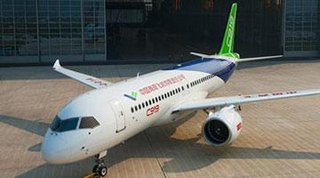 国产大飞机C919国内外用户达28家,订单总数815架