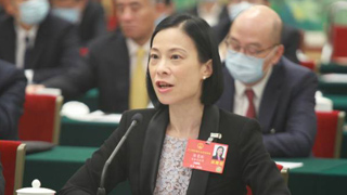 陈曼琪:审理国家安全案件法官应由中国公民担任