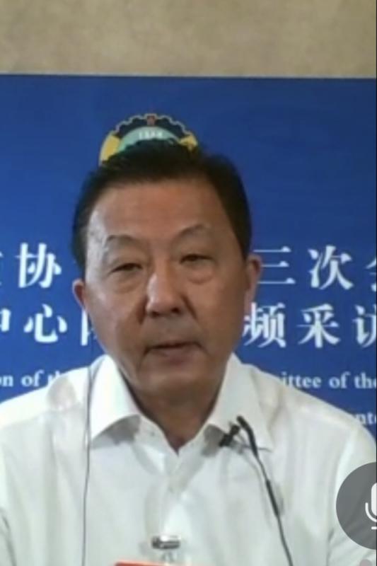?李穎川:正研究中超CBA復賽方案/大公報記者 葛沖北京報道