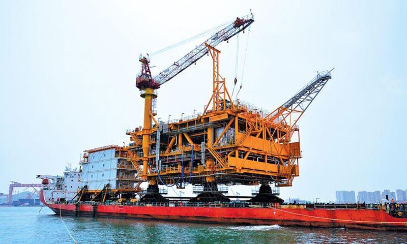 ?渤海發現儲量超億噸大型油田