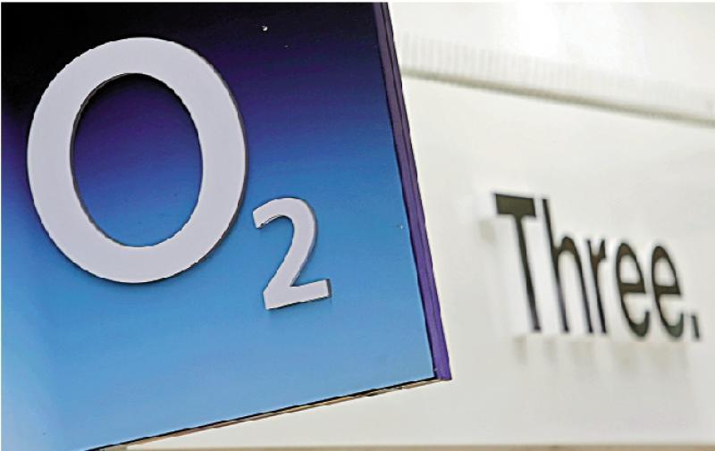 ?3英國與O2合併案 長和上訴得直