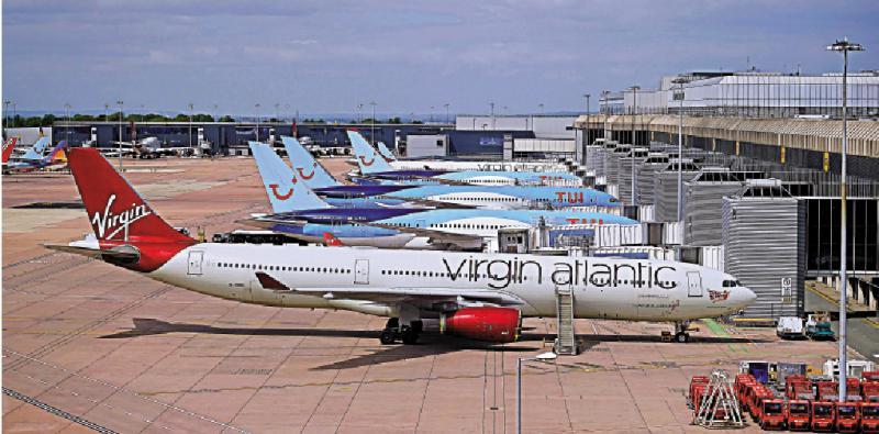 ?航空業全球債務料4.26萬億 增28%