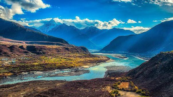 西藏雅魯藏布大峽谷積極推進5A旅遊景區創建