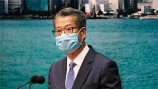 陈茂波:订立国安法未见资金外流