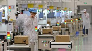 生产订单齐修复 中国制造业PMI连续三个月扩张