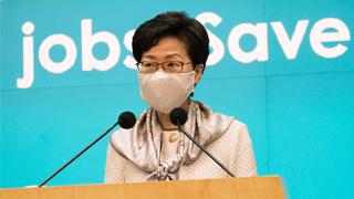 林郑月娥6月3日赴京 就港区国安立法向中央反馈意见