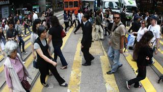 香港美国商会:7成受访成员无计划移走在港资产