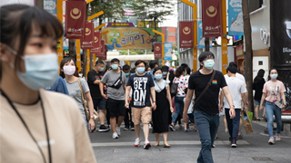臺灣連續52日無本土病例 自制疫苗或年底臨床人體試驗