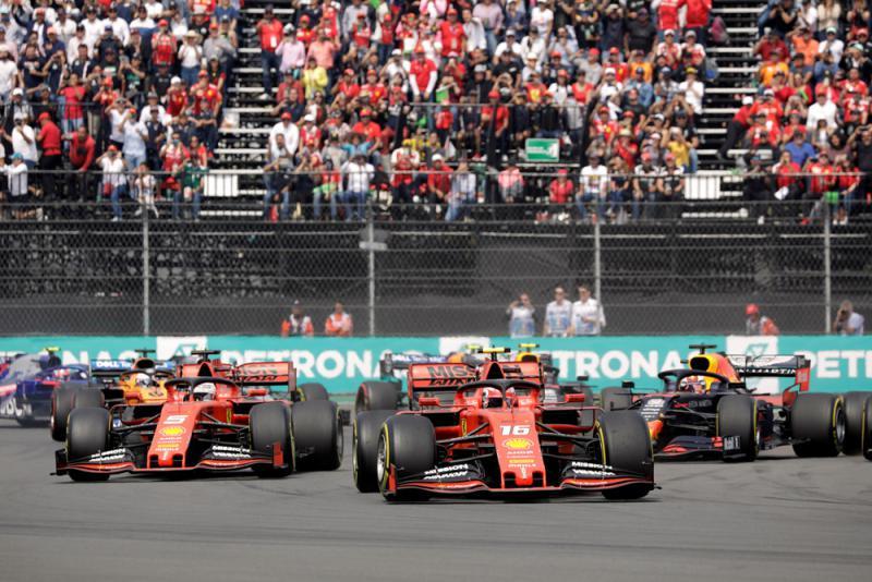?F1下月5日奧地利揭戰幔
