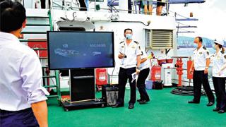 海上国际LNG加注中心落户深圳