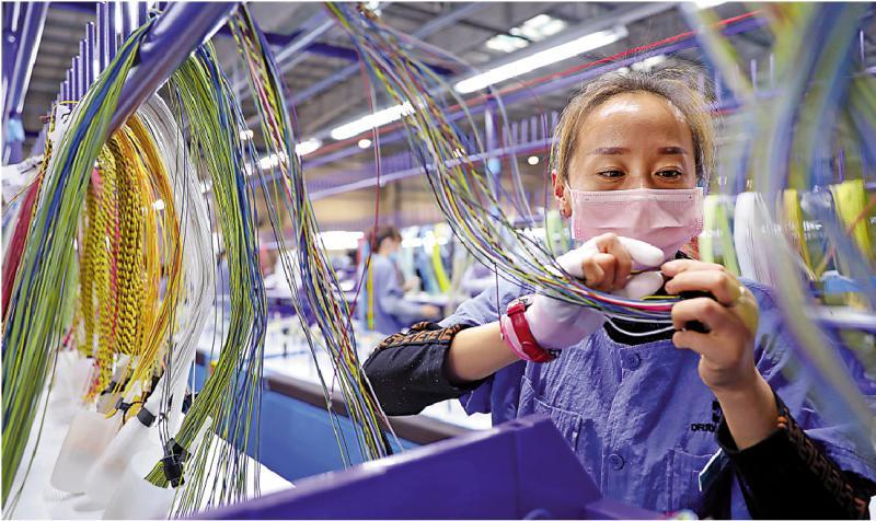 ?中國未現產業鏈供應鏈外遷