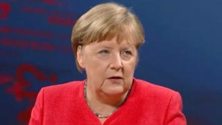 德国总理默克尔:美国两极分化严重