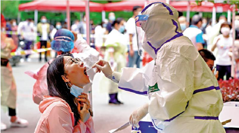 ?衞健委:將設智慧化疫情預警機制