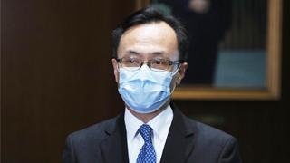 聶德權:香港公務員也是國家公務人員不言而喻