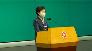 林鄭月娥相信內地改革開放對香港是機遇