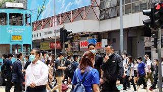 消息指香港連續5日本地零確診