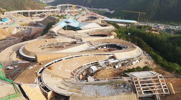 冬奥延庆赛区重点工程将于年底完工