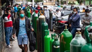 ?全球疫情恶化 美洲南亚高☆危
