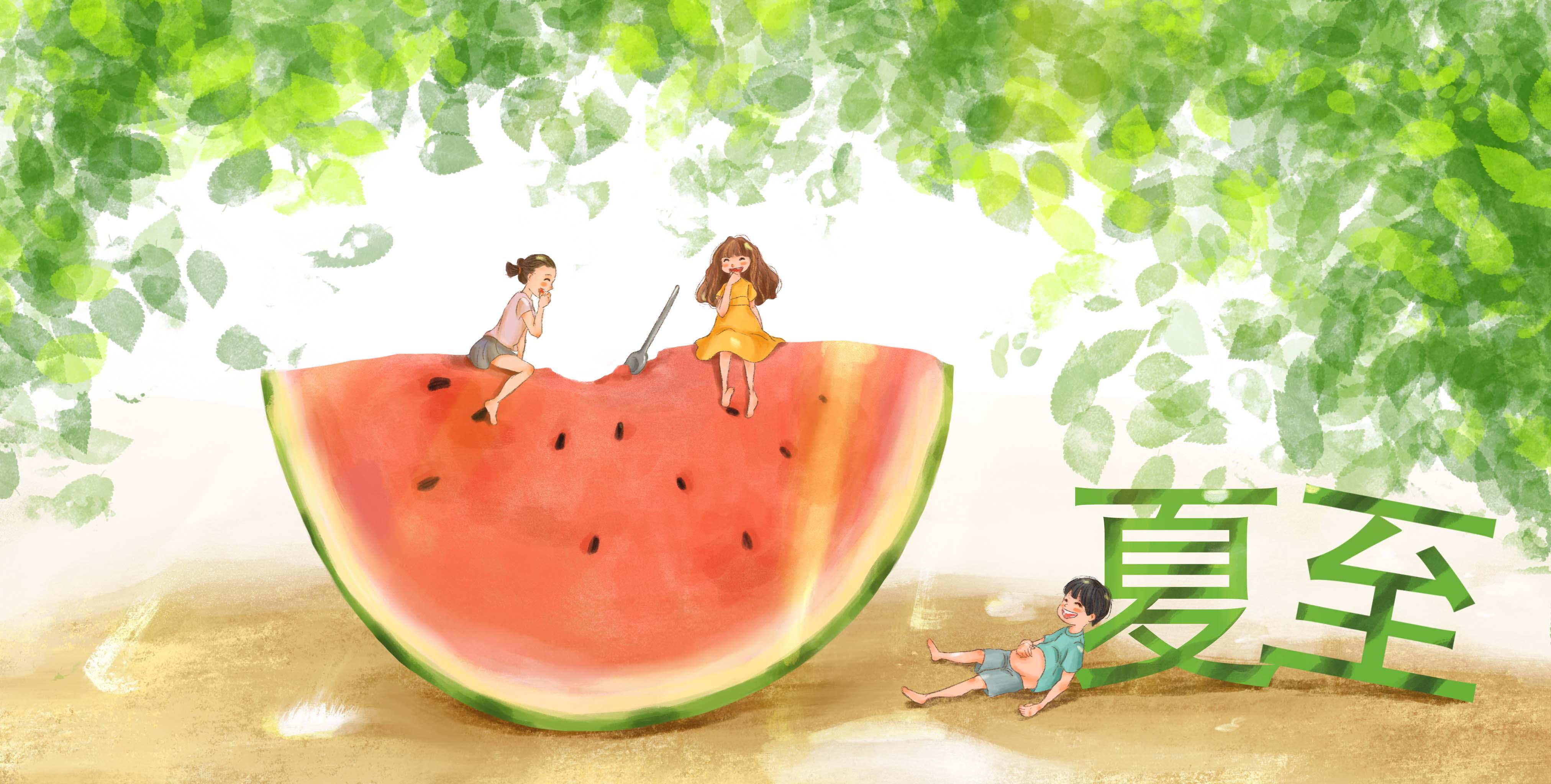 夏至清补饮食养生