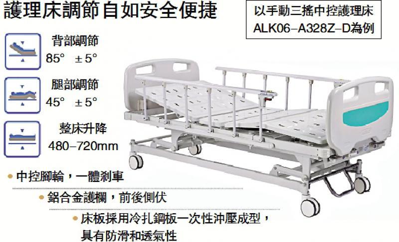护理床调节自如安手机安装本港台全便捷