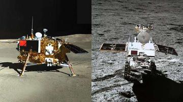 嫦娥四號和玉兔二號自主喚醒 進入第十九月晝工作期
