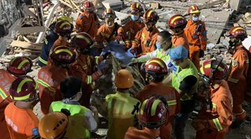 浙江溫嶺槽罐車爆炸事故已造成19人遇難 事故原因正在調查中