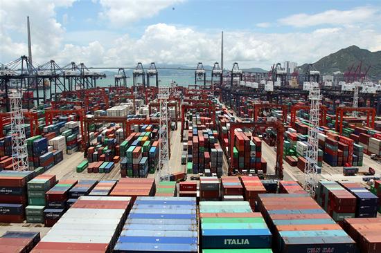 贸发局下调本港今年出口预测至下跌1成