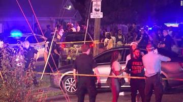 美国北卡罗除了之前来纳州发生枪击事件致2人死亡