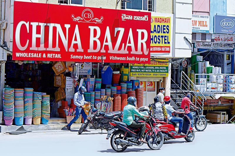 印海关暗扣中国货 恐扰乱供应链