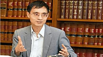 基本法委员会陈弘毅:若动乱危及国安 中央会行使管辖权