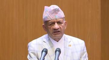 尼泊尔外长:和中国没有边界争端 媒体别再发假新闻